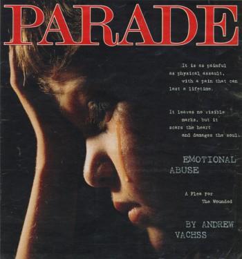 Coverfoto des Artikels im Parade-Magazine